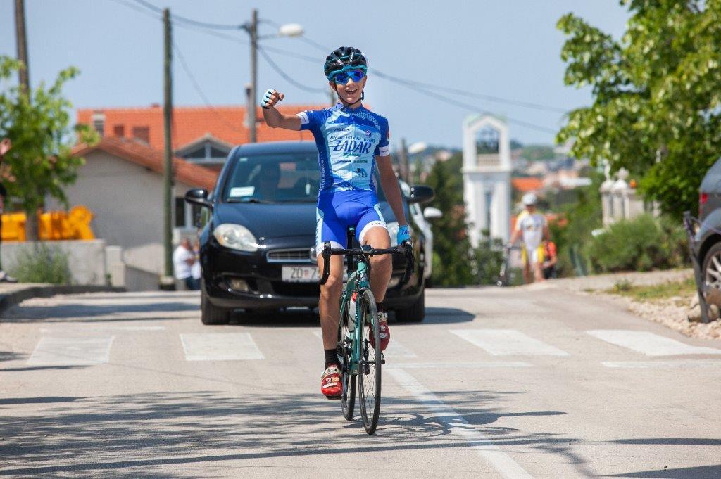 Luka Škara-pobjednik male utrke 1.5.2019.